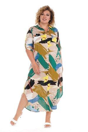 Платье-6226