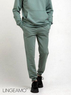 Мужские брюки из футера Кб-33 (125)