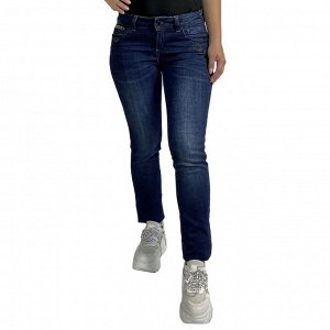 Модные женские джинсы L.M.V. с вышивкой и аппликациями на карманах - фасон, которому все девушки говорят «ДА!» №254 ОСТАТКИ СЛАДКИ!!!!