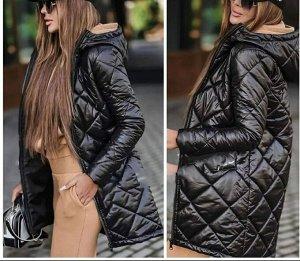 Куртки Ткань плашёвка на синтепоне До -20