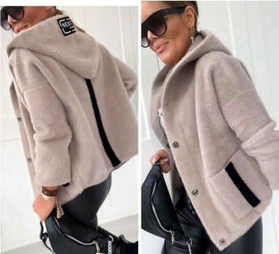 Супер Акция! 💥 Новинки сезона по низкой цене — Куртки и пальто из Альпаки