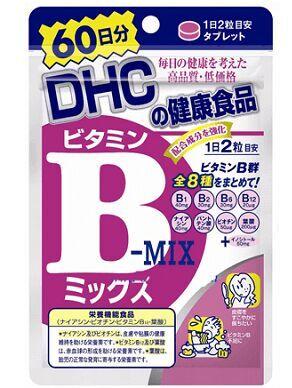 DHC Витамины группы B (Микс) на 60 дней