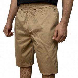 Бежевые мужские шорты Septwolves №5000