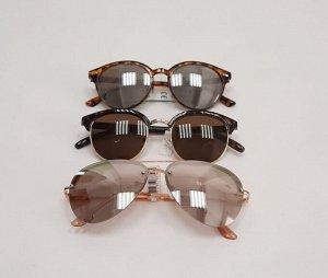 Очки солнцезащитные в ассортименте (Уценка)