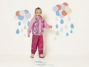 Ветровка для девочки Lupilu непромокайка (Уценка)