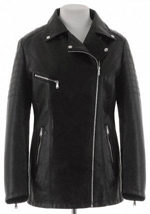Куртка из PU-кожи LM-123