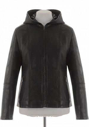Куртка из PU-кожи LM-8888