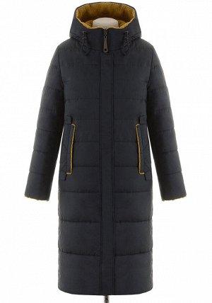 Двустороннее зимнее пальто COR-8855