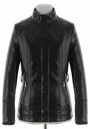 Куртка из PU-кожи LM-121