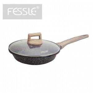 Сковорода с антипригарным покрытием Fessle / 22 см