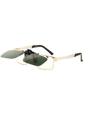 Насадки на очки H3.5 Зеленые