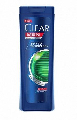 Шампунь мужской Фитотехнология (против перхоти) Clear  400мл