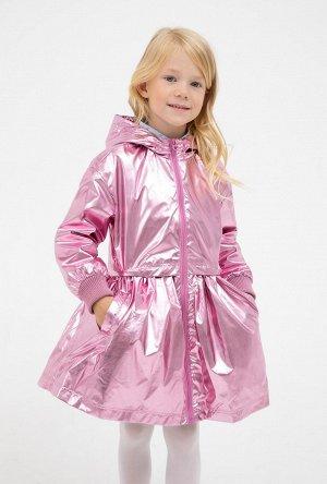 Плащ детский для девочек Couture розовый