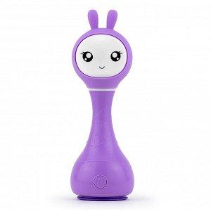 Музыкальная игрушка Умный зайка alilo R1. Цвет: фиолетовый