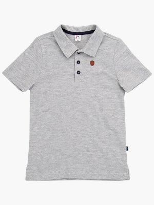 Рубашка-поло (122-146см) UD 2055(5)серый