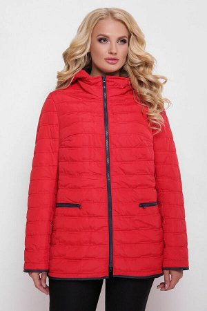 Куртка Нонна красная 400602 от Vlavi