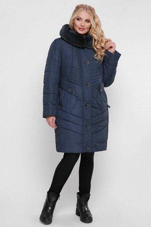 Женская зимняя куртка Лилия джинс 400202 от Vlavi