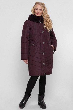 Женская зимняя куртка Лилия бордо 400201 от Vlavi
