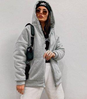Куртка-толстовка V3812 от Remise Store