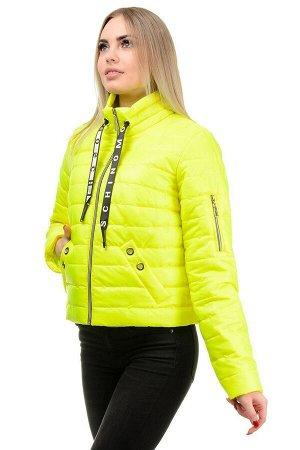 Демисезонная куртка Илва 238 лимон от A.G.