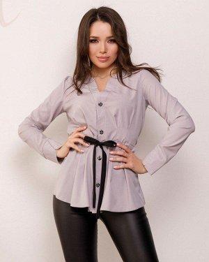 Блузы SA-166_серый от ISSA PLUS