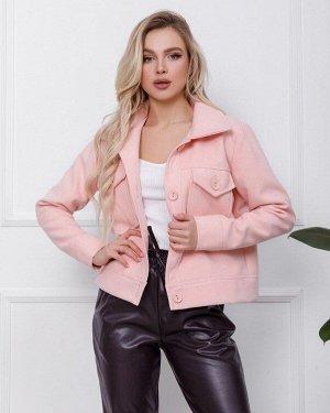 Куртки SA-111_розовый от ISSA PLUS