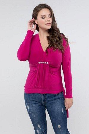 Блузка Клео фуксия 100461 от Miledi