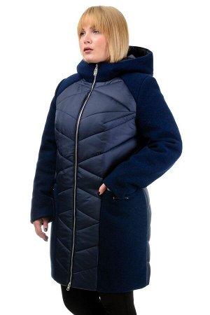 Зимняя куртка-парка «Ингрида» 225 т.синий от A.G.