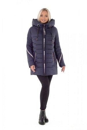 Куртка женская зимняя YO00003 (цвет синий) 2463 от Vicco