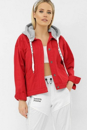 1023 AST Куртка VА красный p71406 от Glem