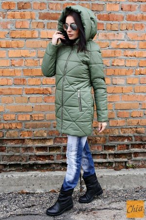 Зимняя куртка Парка18 от МОДА ОПТ