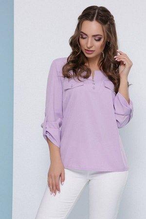 Блуза 1848 сиреневый от MarSe
