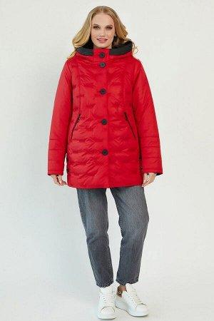 Куртка В 128 красный 101311 от Miledi