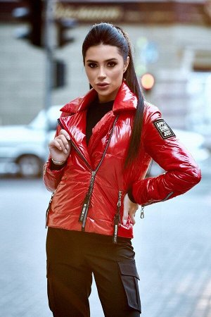 Куртка-косуха 1630.4298 от Seventeen