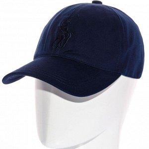 Бейсболка BSKH21622 темно-синий от Cherya Group