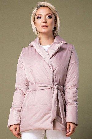 Розовая Короткая Куртка С Запахом 70014 от Garda