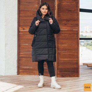 Куртка женская удлиненная зимняя 71 от МОДА ОПТ