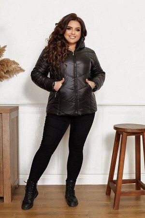 Куртка женская So StyleM большого размера 1338-4 от So StyleM