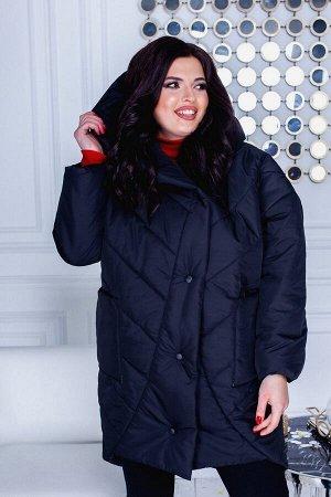 Куртка 415232 черный 415232 от Modna Anka