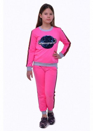 Костюм Планета, розовый 1791000001 от Tashkan