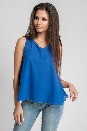 Блуза Nicety синий 213513 от Modna Anka