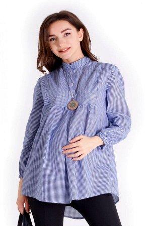 Блуза Воздушный поцелуй (клетка) 20010303 от Nowa Ty
