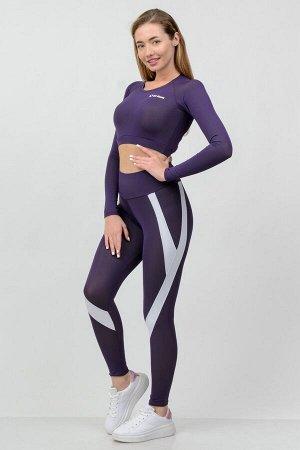 Комлект (рашгард, леггинсы) 90046-3 от Go Fitness
