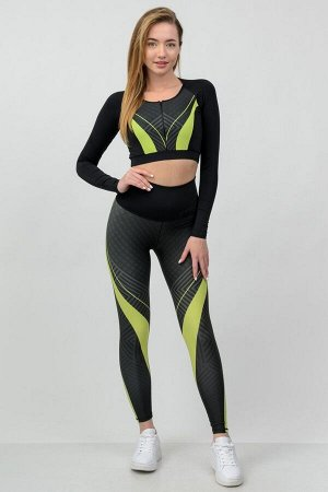 Комлект (рашгард, леггинсы) 90043 от Go Fitness
