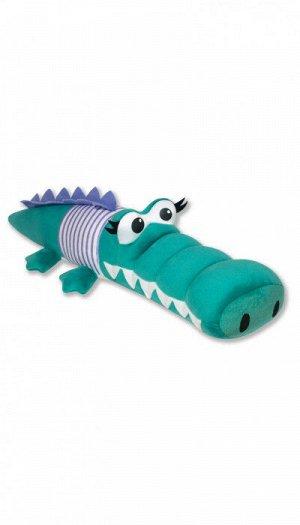 """Антистрессовая игрушка """"Крокодил Дил"""" мал. сиреневый"""