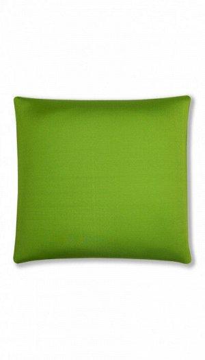 """Антистрессовая подушка """"Дачница"""" 40х40 зеленый"""