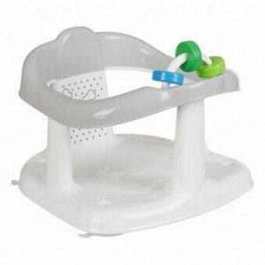 Сиденье в ванну MALTEX, Белый/Серый