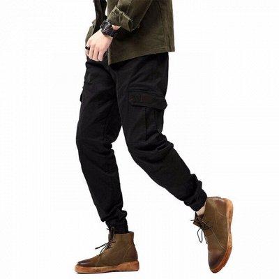 До -75%! Мощная брендовая обнова по нереальным ценам — Мужские джинсы и спортивные штаны