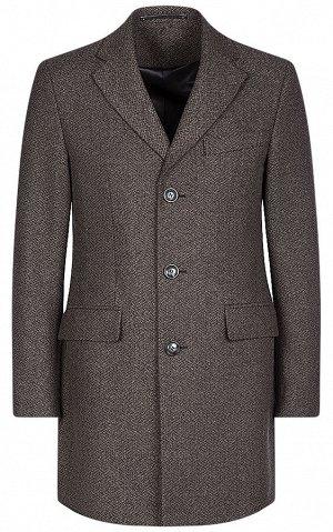 Мужское текстильное пальто