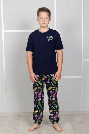 """Пижама детская """"Веган"""" для мальчиков"""